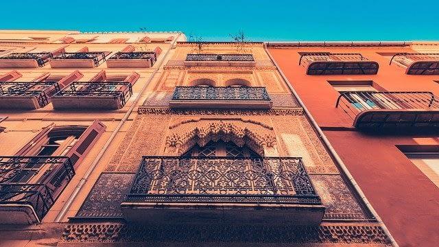 Malaga centro storico