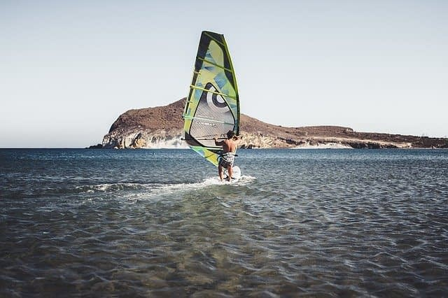 Windsurf in Andalusia