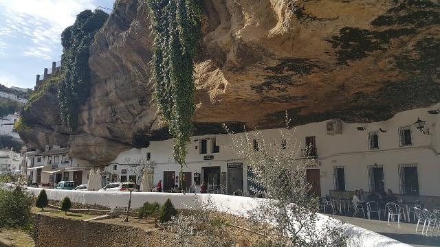 Setenil Pueblo Blanco