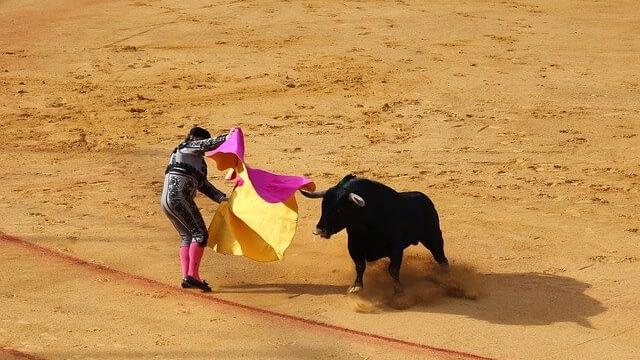Corrida a Siviglia